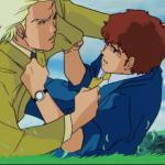 Char Aznable x Amuro Ray
