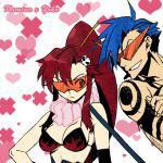 Kamina x Yoko