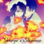 George Ushiromiya x Shannon