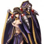 Ainz Ooal Gown x Narberal Gamma