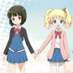 Alice Cartelet x Shinobu Oomiya