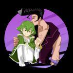 Lyserg x Ryu