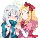Sagiri Izumi x Elf Yamada