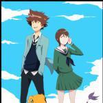 Taichi & Hikari Yagami