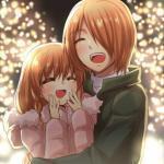 Yuzuru & Hatsune Otonashi