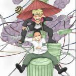 Boruto & Shikadai