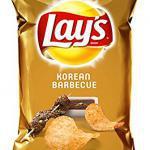 Korean Barbecue Lays