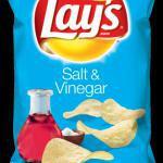 Salt and Vinegar Lays