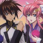 Lacus x Kira