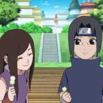 Itachi Uchiha x Izumi