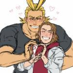 DaveMight (Dave x All Might)