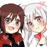 White Rose (Ruby x Weiss)