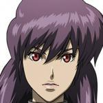"Motoko Kusanagi ""Major"""