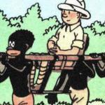 King of the Congo Tintin