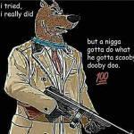 Skooby Doo 25 to life