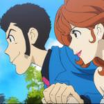Lupin III x Fujiko Mine