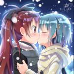 Kyouko x Sayaka
