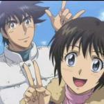 Gorou Honda x Kaoru Shimizu