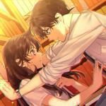 Shinichi Kudou x Ran Mouri