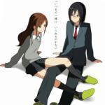 Hori Kyouko x Miyamura Izumi