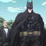 Batman x Alfred