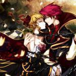 Battler Ushiromiya x Beatrice
