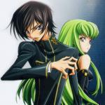 Lelouch Lamperouge x C.C.