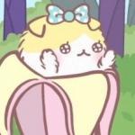 Droopy-eared Bananya
