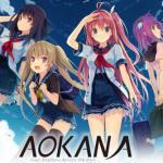 Aokana -Four Rhythms Across the Blue-