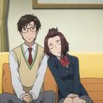 Shinichi x Satomi