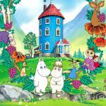 Delightful Moomin Family
