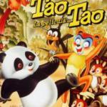 Tao Tao Ehonkan Sekai Doubutsu Manashi