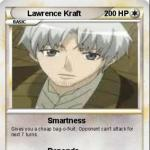 Lawrance TCG(Pokemon)