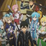 Kirito gets all the bitches, including that little bitch Klein