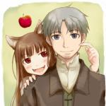 Lawrence & Holo (Spice and Wolf)