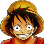 Monkey D. Luffy - Rubber