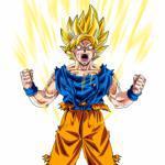 Son Goku - Super Saiyan