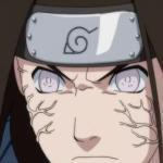 Neji Hyuga - Naruto - Byakugan