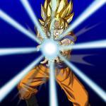 Goku - Dragonball Z - Kamehameha