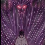 Sasuke Uchiha - Susanoo
