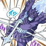 Sasuke Uchiha - Indra's Arrow