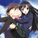 Kuroyukihime & Arita Haruyuki