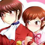 Keima Katsuragi & Chihiro Kosaka