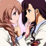 Kanade Sakurai & Yukino Sakura