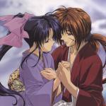 Kenshin Himura & Kaoru Kamiya