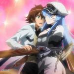 Esdeath & Tatsumi