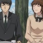 Junichi Tachibana & Rihoko Sakurai