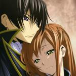 Lelouch Lamperouge & Shirley Fenette
