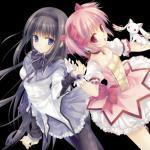Homura Akemi & Madoka Kaname
