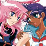 Utena Tenjou & Anthy Himemiya